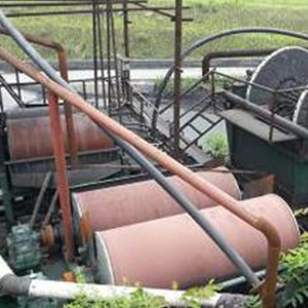 磁铁矿粉生产设备
