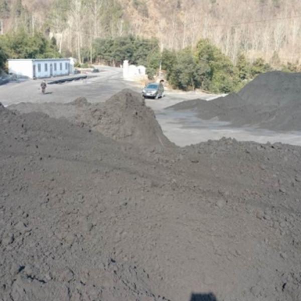 铜尾矿生产重介质粉